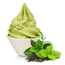 soft green bột làm kem tươi vị trà xanh nhập khẩu độc quyền tại vua kem