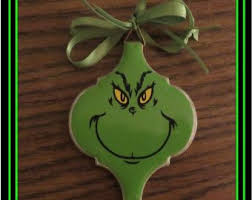14 best grinch images on grinch ornaments