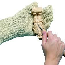 schnittschutzhandschuh handguard ii glove fleischerhandschuh