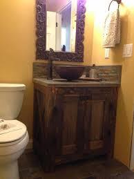 bathroom creative western bathroom vanities design reclaimed