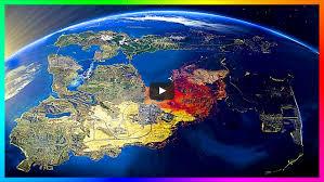 Gta World Map Usa Map Design For Gta 5 Is Just Amazing Distrita