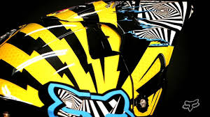 motocross helmet graphics 2010 fox racing v1 motocross helmet youtube