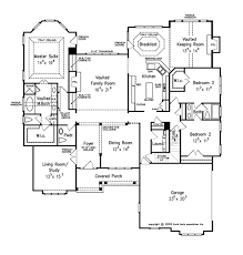 wilson bridge house floor plan frank betz associates