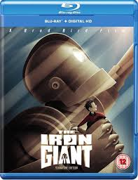 the iron giant the iron giant signature edition blu ray hmv store