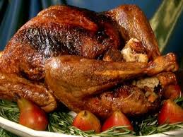 rum glazed turkey recipe danny boome food network