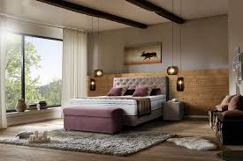 Anrei Esszimmer St Le Schlafzimmer Bett Boxspringbett