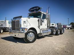 kenworth heavy haul trucks for sale tri axle daycabs for sale