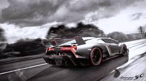 Lamborghini Veneno Dashboard - most expensive cars in the world