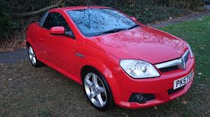 Tigra Interior Used Vauxhall Tigra Exclusiv For Sale Motors Co Uk