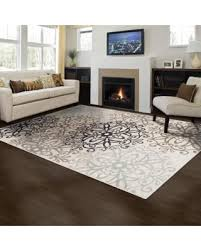 Rugs 8 X 8 Great Deal On Superior Elegant Leigh Ivory Area Rug 8 U0027 X 10