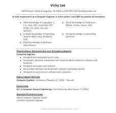 Software Engineer Resume Examples Computer Software Resumes Pavel R I Ka Ux Software Engineer Resume