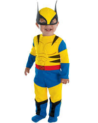 infant boy costumes wolverine x men baby infant boys costume blossom costumes