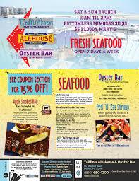 Florida Map Destin by Tailfins Alehouse U0026 Oyster Bar Menu U0026 Coupons The Menu Mag