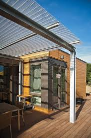 Pergola Designs With Roof by 25 Best Steel Pergola Ideas On Pinterest Pergolas Wooden