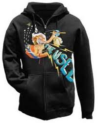 rock merch universe the used store hoodie zip t shirt