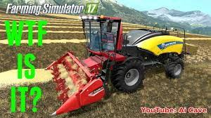 Farming Simulator 2017 Mods What Is It Scary Case Ih 130 U0026 New