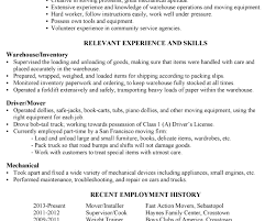 Resume Samples For Truck Drivers With An Objective by Sample Lpn Resume One Page Example Hospice Nurse Resume Free