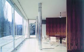 material masters glass is more with mies van der rohe archdaily