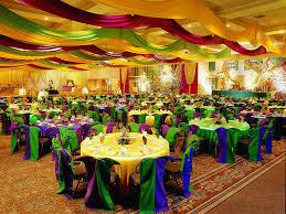 festival decorations mardi gras table decorations mardi gras decorations choices with