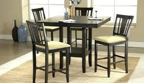 white pub table set white pub tables sets white bar table set round wood bar table round