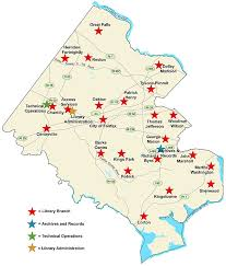 fairfax county map library locations map fairfax county virginia
