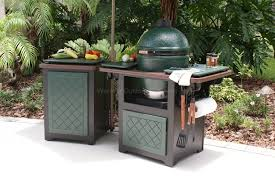 comfortable outdoor kitchen with big green egg img 1846 10 on