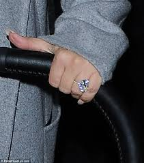 Kim K Wedding Ring by Kanye West Designing A Tiny Wedding Ring For Daughter North