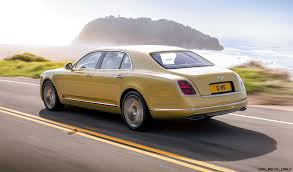 new bentley mulsanne coupe 2017 bentley mulsanne revealed refreshed styling tech leaves