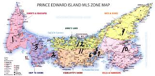 Mls Teams Map How Many Houses Sell In Pei Each Year Prince Edward Island Real