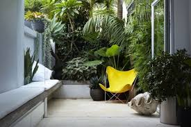 Urban Garden Room - unique urban gardening ideas small garden ideas