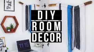 Bedroom Decor Diy Pinterest by Diy Pinterest Room Decor Youtube