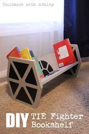 Star Wars Kids Room Decor by How To Build A Star Wars Tie Fighter Bookshelf Tutorial