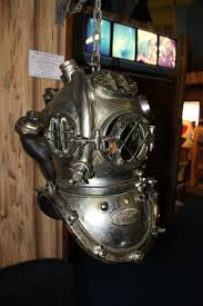 explore diving history at the man in the sea museum