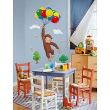 Curious George Decorations from Buy Buy Baby