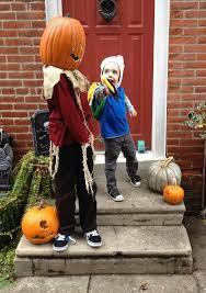 Jake Finn Halloween Costumes U0027s Photos Pumpkinhead Scarecrow Flickr Hive