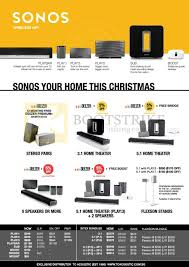 sonos 5 1 home theater sonos speakers wireless hifi play 1 play 3 play 5 play bar