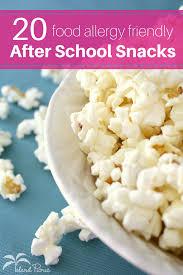 20 allergy friendly after snacks u2014 milk egg u0026 nut free