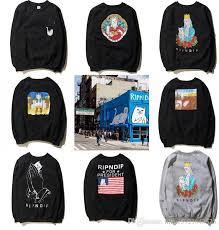 sweater brands brand autumn ripndip sweater for fashion hoodies