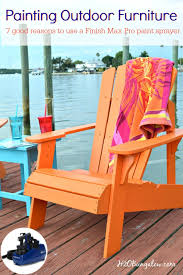 Best Way To Paint Metal Patio Furniture Paint Outdoor Furniture With A Paint Sprayer