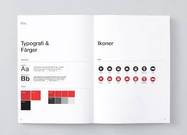 grid layout guide 15 best style guide images on pinterest brand design corporate