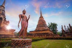 si e unesco wat sa si temple at sukhothai historical park a unesco