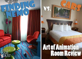 family suites at disney s art of animation resort a review a pinch of pixie dust march 2014