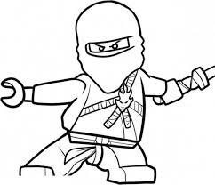 lego ninjago coloring pages print free printable ninjago