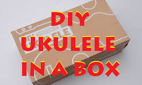 diy ukulele in a box review urban outfitters kit home built youtube