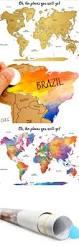 Beautiful World Map by