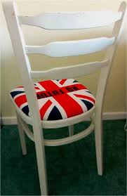 Printed Chairs by Secondhand Vintage And Reclaimed Shabby Chic Furniture 2x