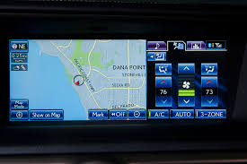 lexus gs 450h erfahrungen 2014 lexus gs 450h dash navigation photo 58115335 automotive com