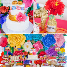 mexican baby shower colorful mexican baby shower popsugar