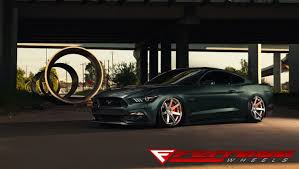 Silver Mustang Black Rims Ferrada Fr1 Machine Silver W Chrome Lip On Ford Mustang Gt Wheels