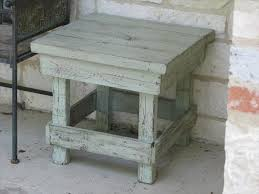 Free Rustic End Table Plans rustic furniture diy and diy free rustic chairs out of pallets